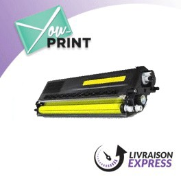 BROTHER TN328Y alternatif - Toner Jaune