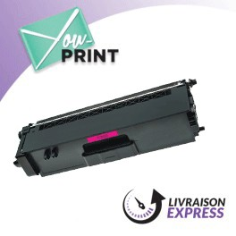 BROTHER TN900M alternatif - Toner Magenta